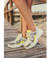 Sneakers Flúor Pyton - cambili